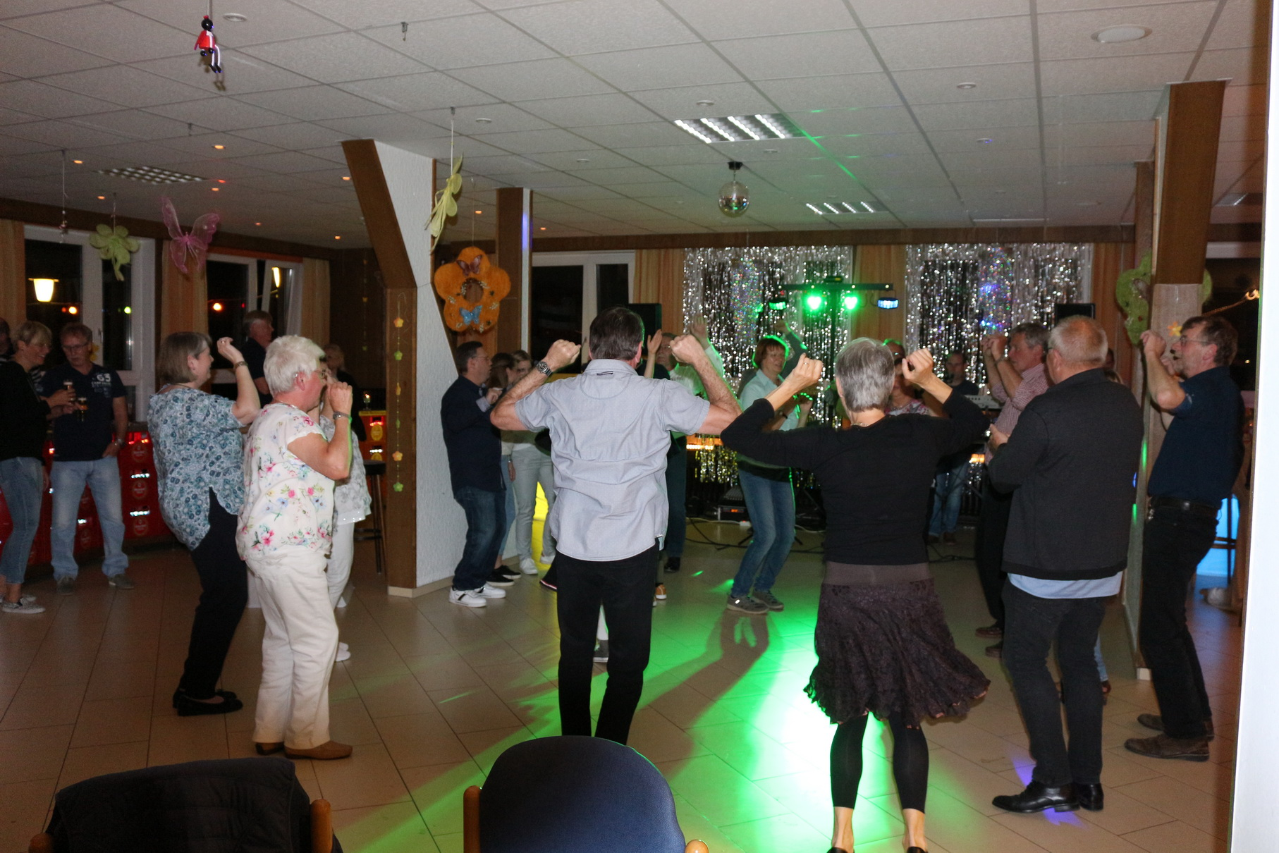 Tanz in den Mai 09